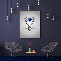 Classic Blue Diamond