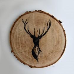 Jeleń 24cm