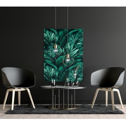 Dark Monstera